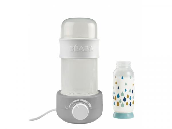 Ohřívačka kojeneckých lahví Babymilk Second šedá