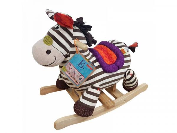 Houpací zebra Kazoo