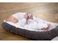 Hnízdo pro miminko hnědé