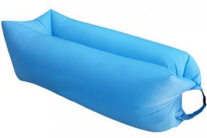 Nafukovací vak Sedco Sofair Pillow lazy modrý