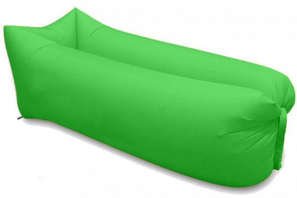 Nafukovací vak Sedco Sofair Pillow Lazy zelený