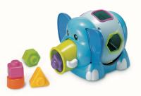Slon Jumbo s vkládacími tvary