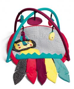 Hrací deka s hrazdou Lev