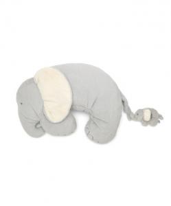 Polštářek Slon pro hru na bříšku