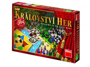 Království her (365 her) nové
