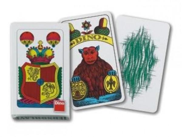 Karty hrací jednohlavé