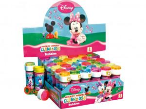 Bublifuk Disney Minnie 4 druhy 60 ml