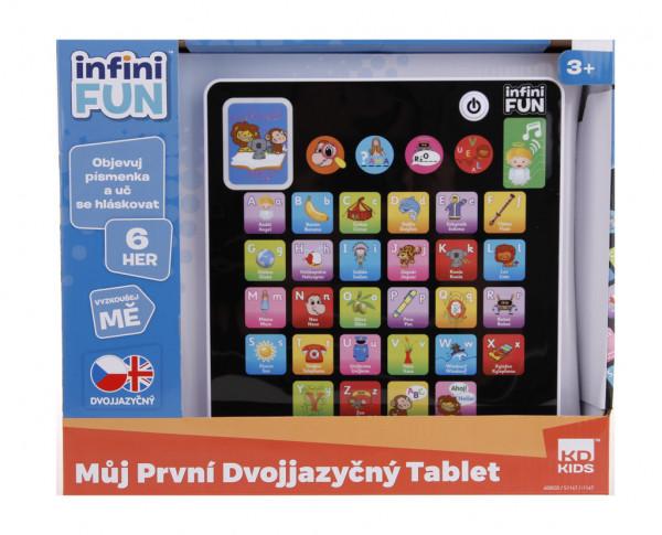 Můj první dvojjazyčný tablet