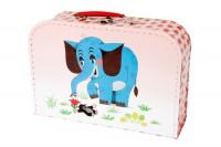 Kufřík Krtek a slon 30 cm