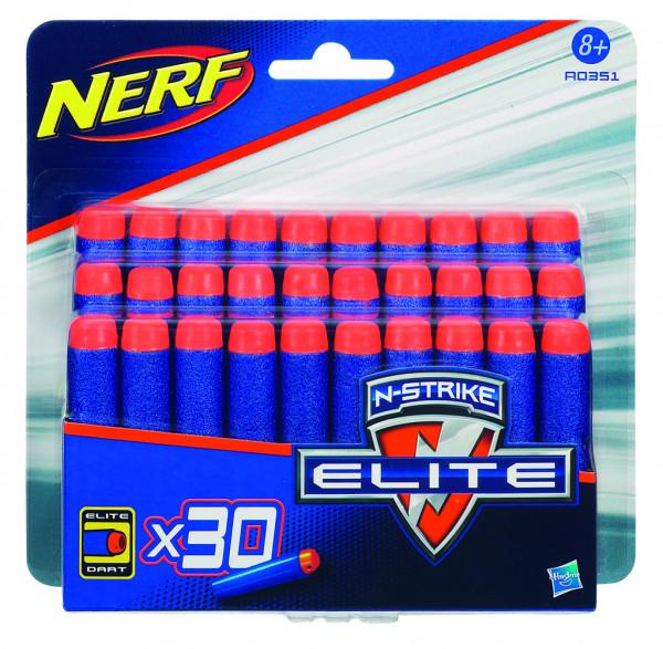 NERF Elite náhradní šipky 30ks