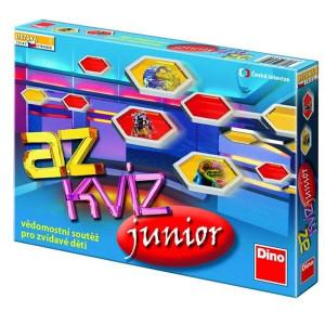 Hra A-Z Kvíz junior