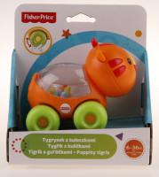 Fisher Price hrošík / želvička s kuličkami