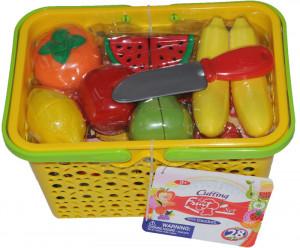 Košík - ovoce, 28 ks
