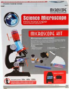 Mikroskop se světlem
