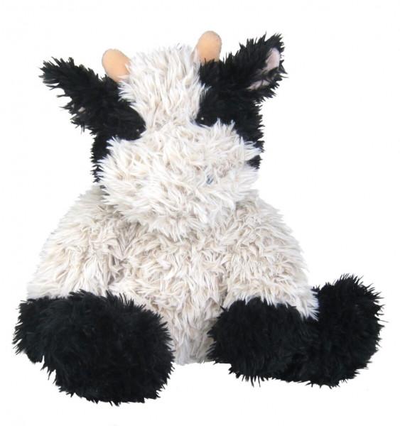 Kráva plyšová raggamuffin 35cm