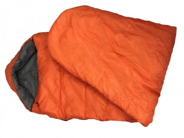 Spací pytel Mumie Celaja - oranžový