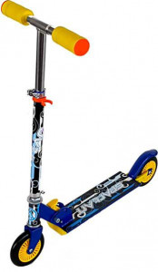 Koloběžka Spartan Steel Junior 125 modrá