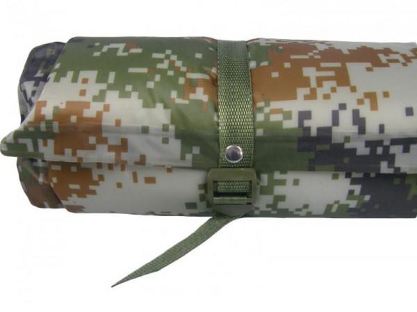 Samonafukovací karimatka SEDCO Maskáč M1503