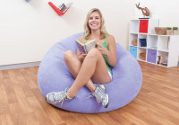 Nafukovací křeslo Intex Beanless Bag Chair 68569