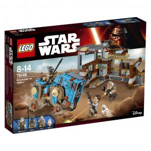 Lego Star Wars Setkání na Jakku