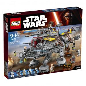 Lego Star Wars AT-TE kapitána Rexe
