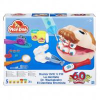 Play-Doh zubař drill' n fill