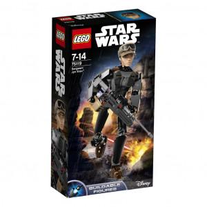 Lego Star Wars Seržantka Jyn Erso