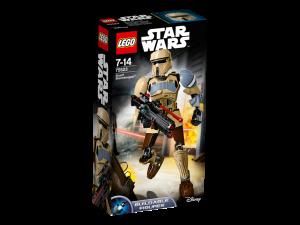 Lego Star Wars Stormtrooper™ ze Scarifu