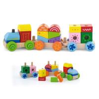 Vlak barevný