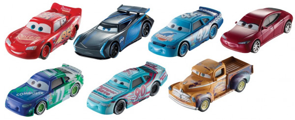 Cars 3 auta