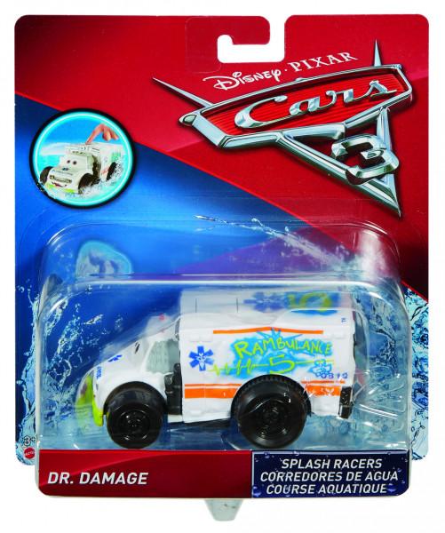 Cars 3 velké autíčko do vody