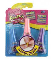BO-PO sada 3 laky na nehty