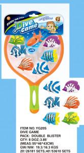 Potápěcí ryby s podběrákem