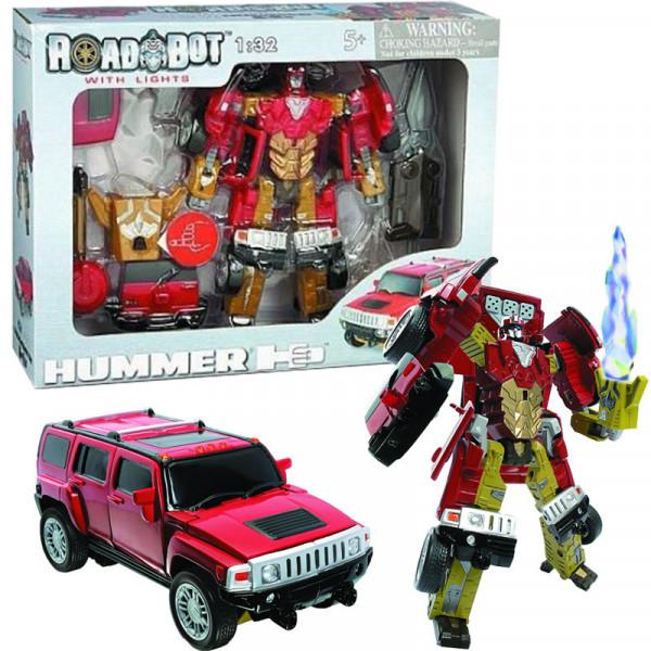 Road Bot Hummer H3 1:32 se světlem
