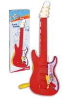 Rocková kytara 6 strunná
