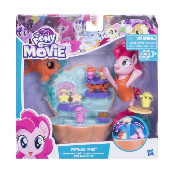 My Little Pony Podmořský hrací set s poníkem 7,5cm