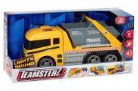 Teamsterz náklaďák s kontejnerem se zvukem a světlem