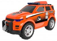 Teamsterz terénní jeep se zvukem a světlem