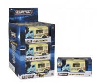 Teamsterz zmrzlinářské auto se zvukem a světlem