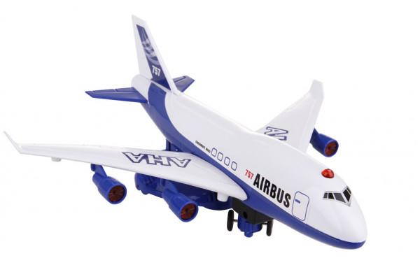 Letadlo s funkcí simulovaného vzletu