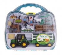 Farmářský set v kufříku 3 druhy
