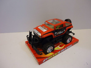 Mega jeep 2 barvy