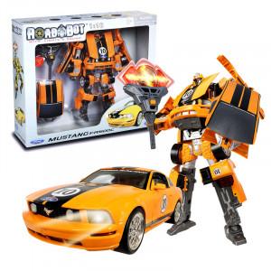 Road Bot Mustang 1:18 zvuk+světlo