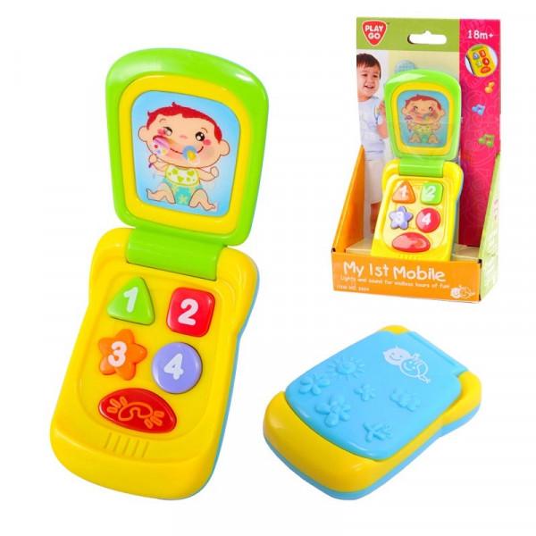 Můj první telefon