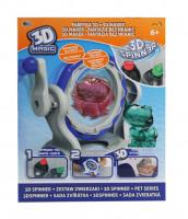 Magic spinner 3D