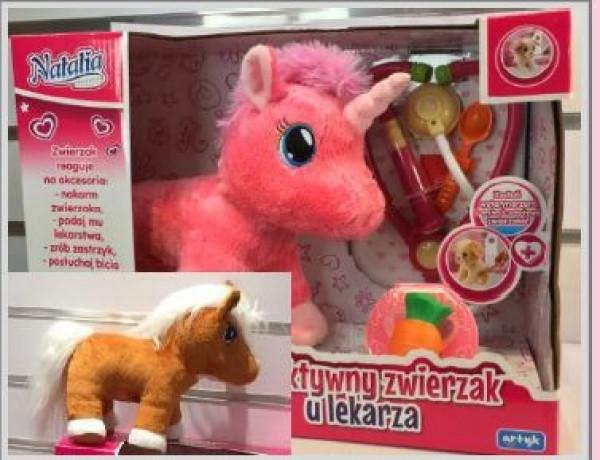 Domácí mazlíček kůň