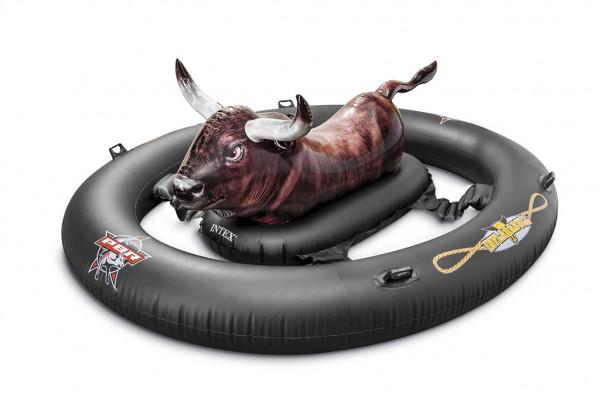 Nafukovací jezdecký býk