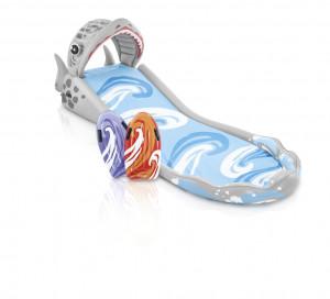 Vodní klouzačka vč 2 surfů