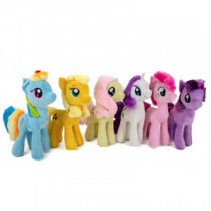 My Little Pony plyšový koník