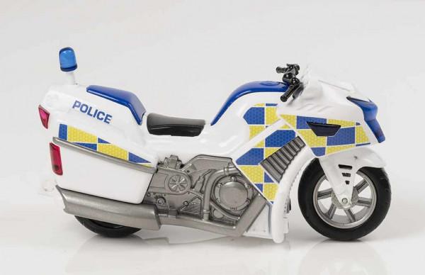 Teamsterz policejní motorka se zvukem a světlem